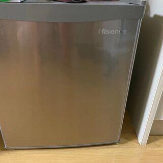 【ネット決済・配送可】冷蔵庫 Hisense
