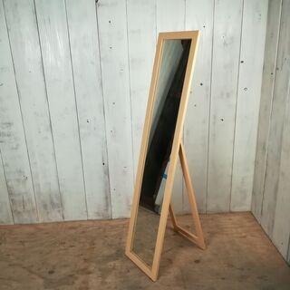 鏡 姿見 スタンドミラー 全身鏡 菊MZ