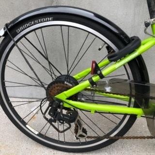 シュライン SCHLINE 24インチ 自転車 ブリヂストン製 - 自転車