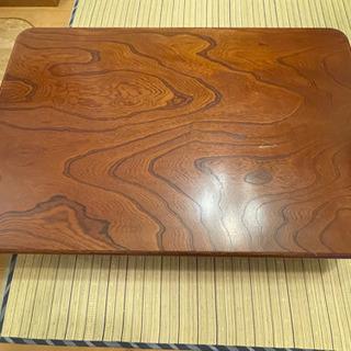 折り畳み式座卓(180cmX60cm)