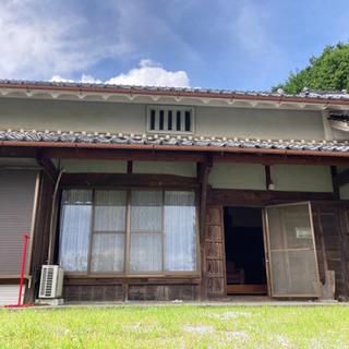 奈良県吉野郡の古民家