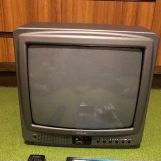 【差し上げます】カラーテレビ 14型