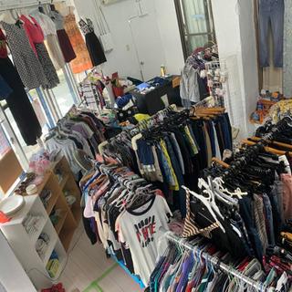 海外レディース服🇺🇸100円 − 沖縄県