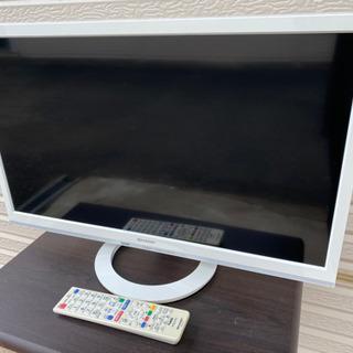 2016年製✩SHARP液晶カラーテレビ24型(*゚∀゚*)