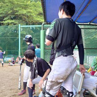 草野球 試合相手募集! 厚木周辺  当方弱小チームです