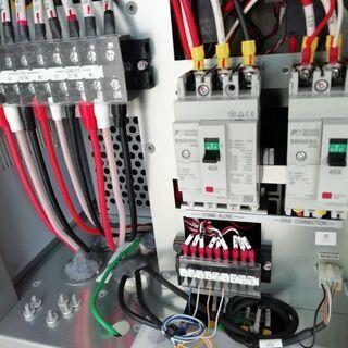 電気工事うけたまわります。倉庫、工場改修など