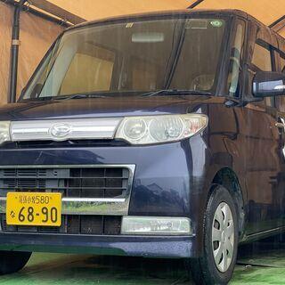 タント 660L 車検4年10月 ユーザー買取車