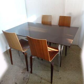 AD CORE (エーディコア) ダイニングテーブル チェ…