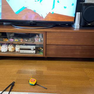 【お譲りします!】無印良品のテレビボード