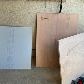 リフォームの余り木材