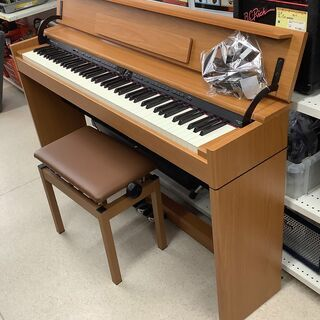 Roland/ローランド 電子ピアノ 88鍵 ライトウォールナッ...