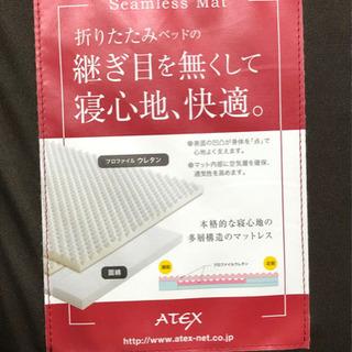 折りたたみ電動ベッド(ATEX)