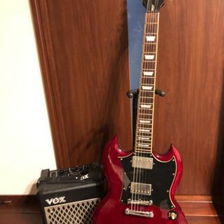 エレキギター アンプ SG    VOX