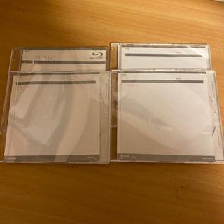 【ネット決済】ブルーレイ、DVDプラスチックケース