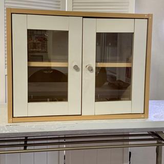 ミニ食器棚 収納 / ニトリの画像