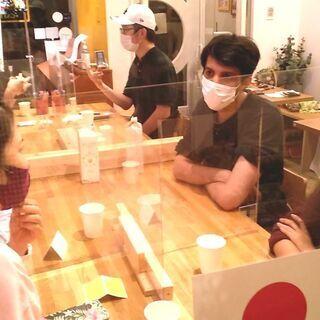 7/30(金) 日本語でディスカッション
