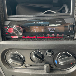 カロッツェリア(パイオニア)  1DIN USB MVH-3600