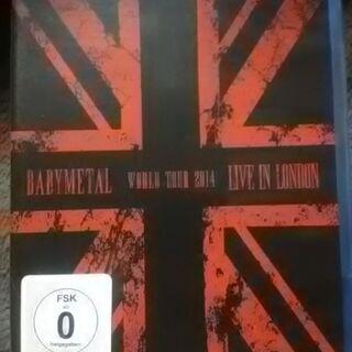 BABYMETAL  WORLD TOUR 2014 LIVE ...