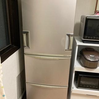 引渡予定者決定 引取日7/27限定 350L両開き冷蔵庫