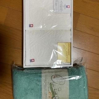新品未使用 未開封のタオル