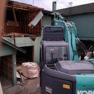 トラック仕事解体から、残留物処理、草刈、除雪何でもやります − 北海道