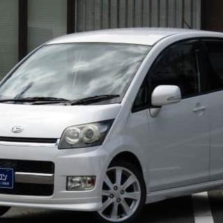 「月々約¥24,000-」ダイハツ ムーヴ 2WD カスタム RS