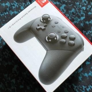 (未使用)任天堂Switch プロコントローラー 純正品