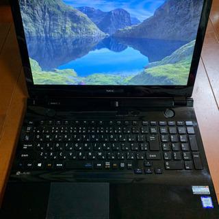 【格安】NEC LaVie NS350/E HDD1TB【PCバッグ付き】 - 相模原市