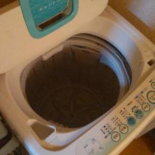 洗濯機差しあげます 0円 - 熊本市