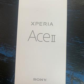 新品 SONY シムフリー Xperia ACEⅡ SO-…
