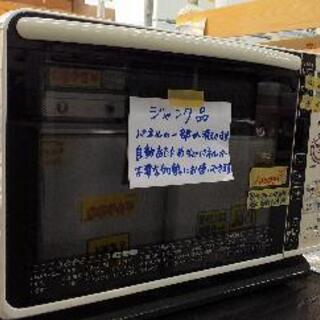ジャンク品◆HITACHIオーブンレンジ(MRO-LF6)…