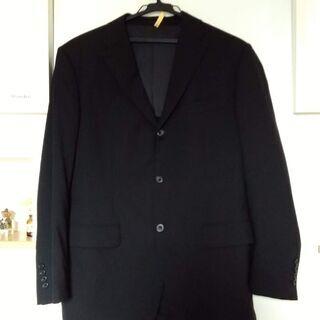 EFFORT 黒ストライプジャケット AB6サイズ