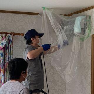 ハウスクリーニング清掃員
