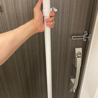 浴室用突っ張り棒