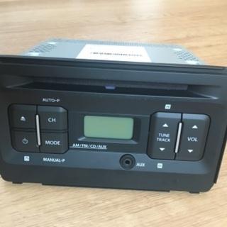 スズキのワゴンR用オーディオ Clarion PS-3567