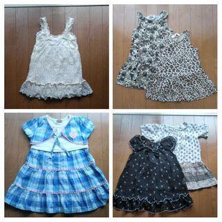 ★子供服 6点★ 女の子 夏物 サイズ100