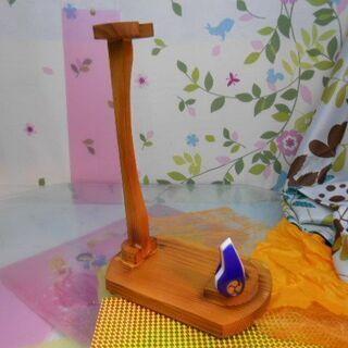 8.300円 沖縄三線専用 ベークライト爪と木製台セット