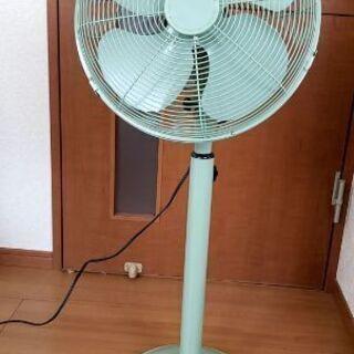 【ネット決済】レトロ風扇風機