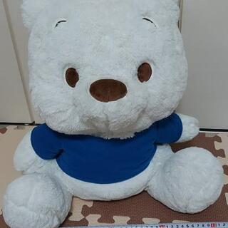 白くまのプーさん(ぬいぐるみ)