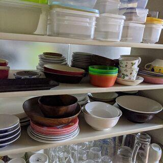 ★【閉店サービス】★【大中小】皿/鍋/タッパ/他食器、調理…