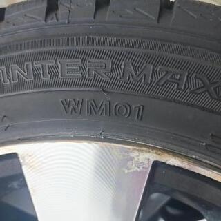 DUNLOP  wintermaxx  wn01の画像