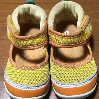 【値下げ!】13cm子供靴 夏用メッシュvans