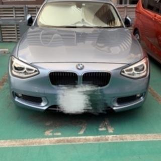 2013年末登録BMW116i 込み込み80万