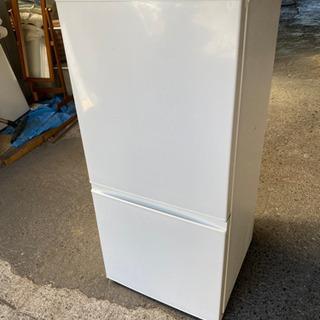 AQUAノンフロン冷凍冷蔵庫AQR-16(W)