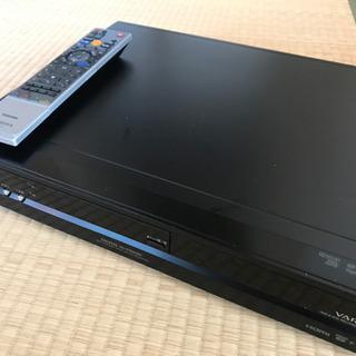 東芝 ハードディスクDVD レコーダー