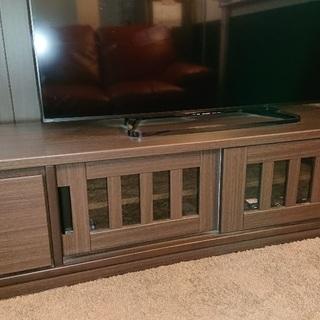 【ネット決済】ニトリのテレビ台です。