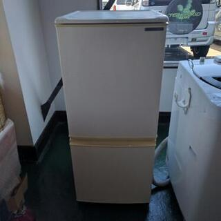 シャープ2ドア冷蔵庫