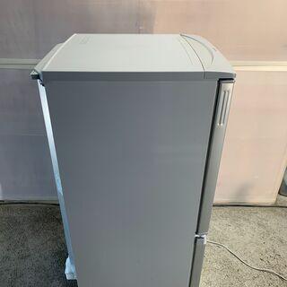 SHARP 2ドア冷蔵庫 SHARP 2ドア冷蔵庫 SJ-D14B-S 2015年製 通電確認済み 早いもの勝ち! 配送OK - 売ります・あげます