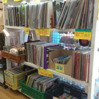 レコード多数‼️🎵 アールワン柿生店