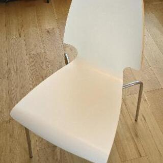 【ネット決済】IKEA ダイニングチェア 2脚セット 椅子